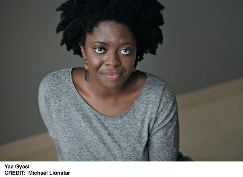 Yaa Gyasi, author of Homegoing, will be a keynote speaker at the 2017 Dallas Festival of Ideas.