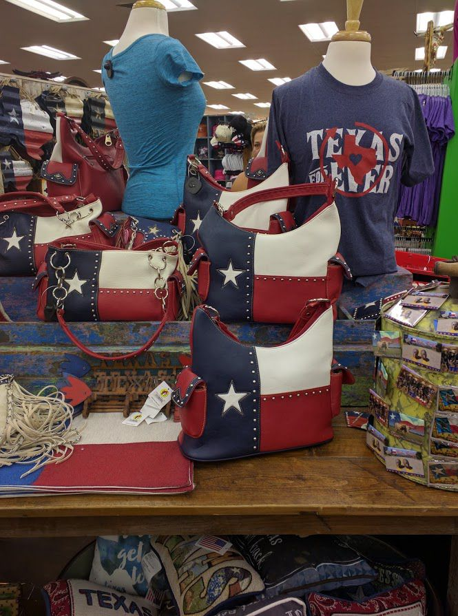 Mark our words: One day, you will need a Texas-themed gift.
