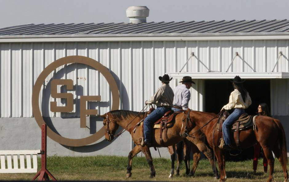 Did you know: Southfork Ranch is a real ranch?