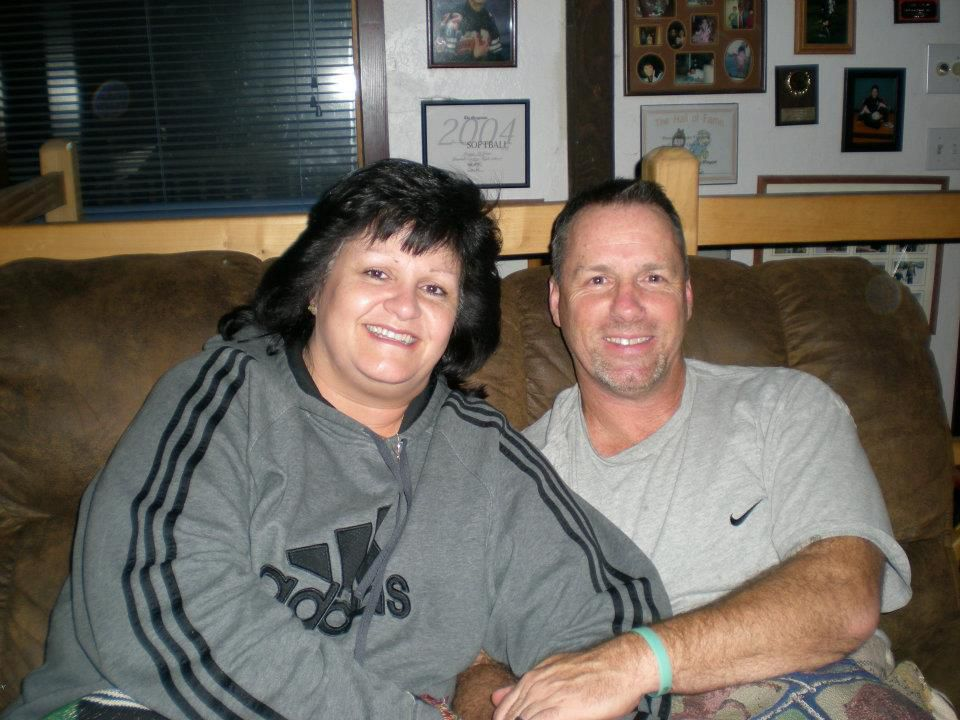 Julie McGraw, left, has required round-the-clock care since she suffered a stroke.