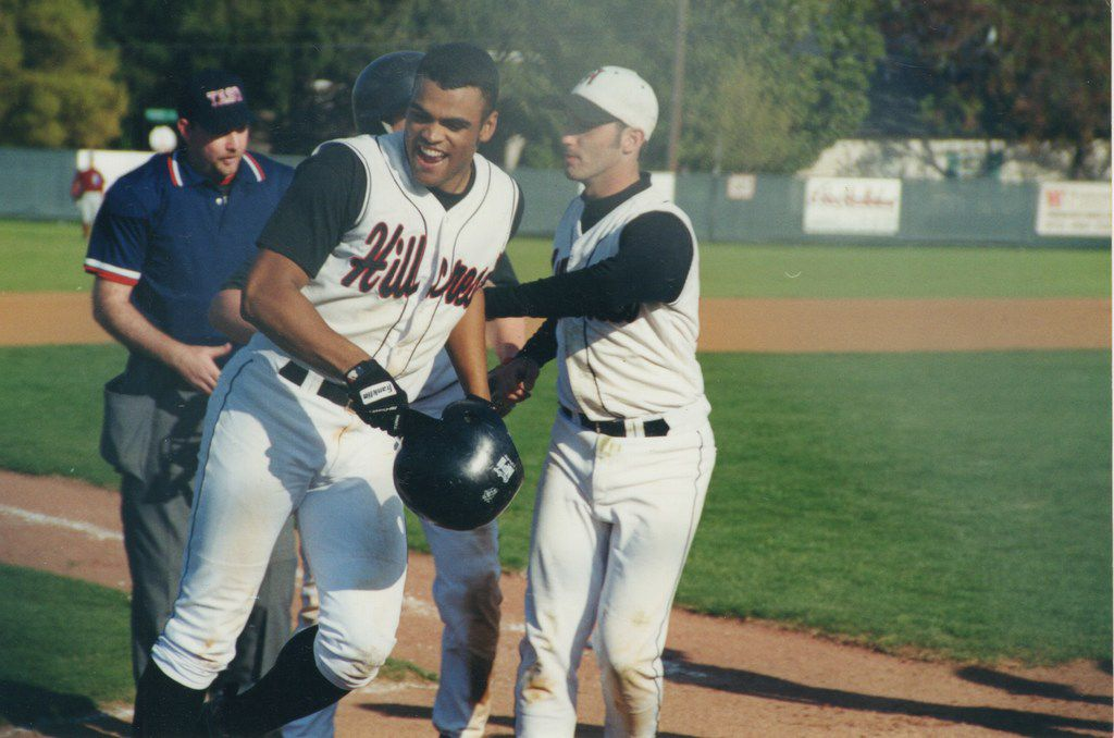 Rep. Colin Allred was gaining attention from baseball scouts after earning all-district honors his sophomore and junior seasons at Hillcrest High School. As he continued to grow, Allred eventually focused on football.