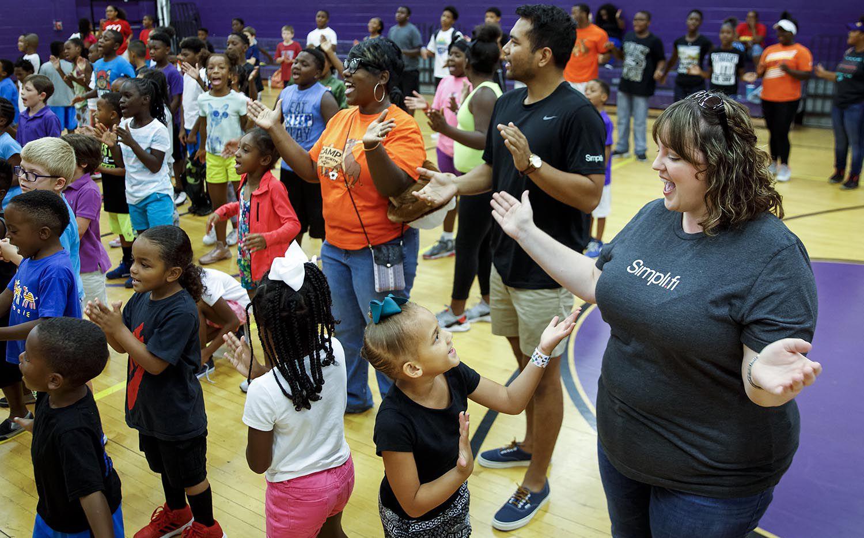 Se llevarán a cabo más de 100 talleres y campamentos de verano para niños en Dallas – Fort Worth.  (Smiley N. Pool/DMN)