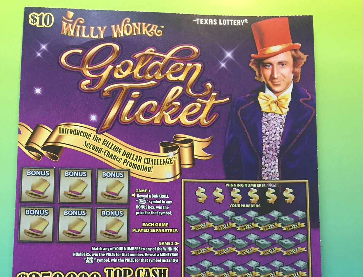 Here's why the Texas Lottery's Willy Wonka game and its