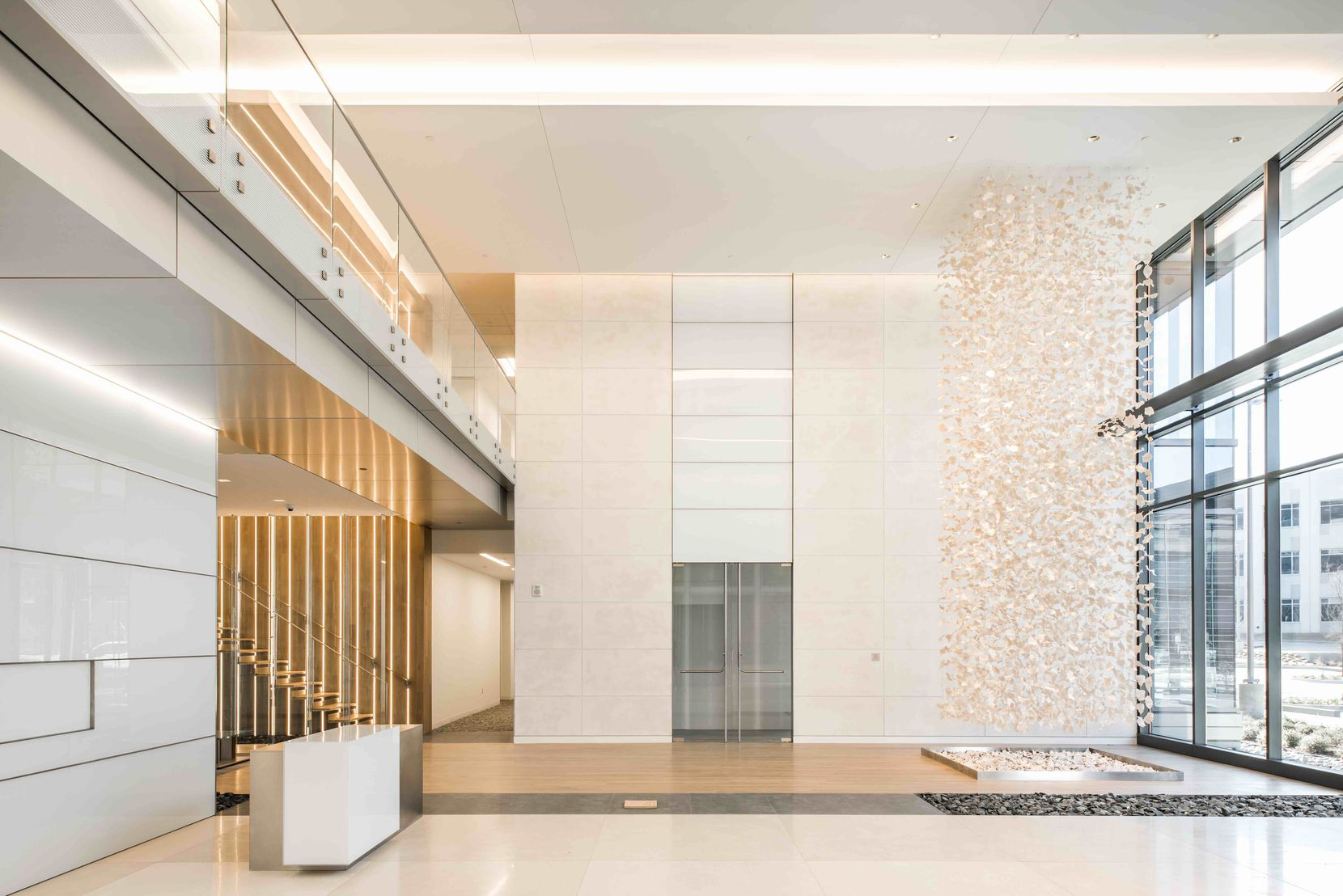 The 3201 Dallas Parkway tower has 300,000 square feet of office space.
