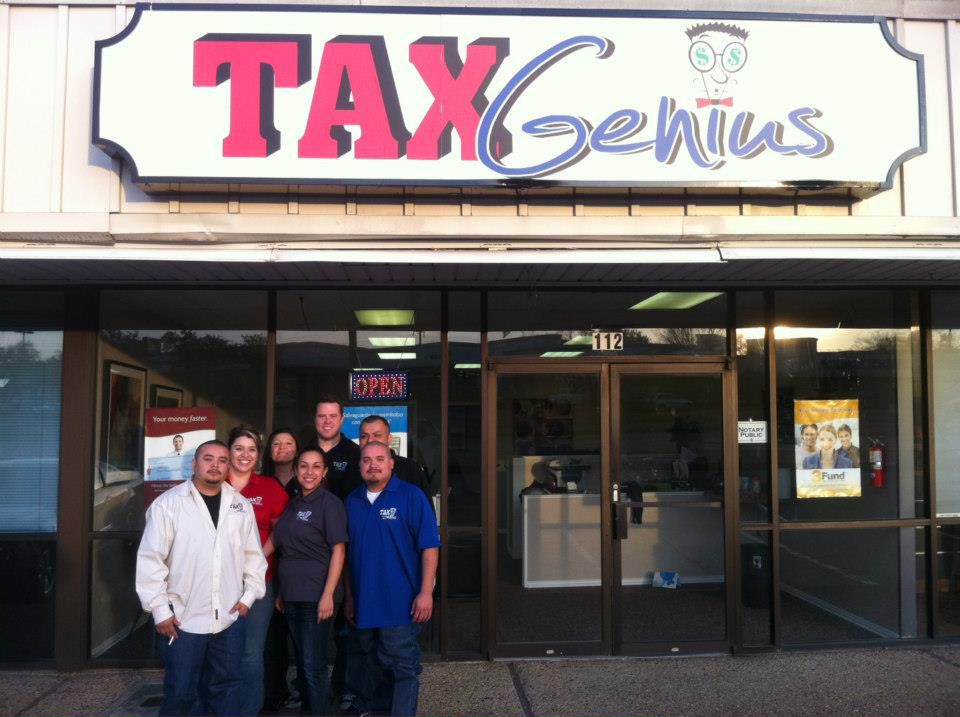 The owner of Tax Genius in Garland and Mesquite is accused of filing fraudulent tax returns to give clients bigger refund checks.