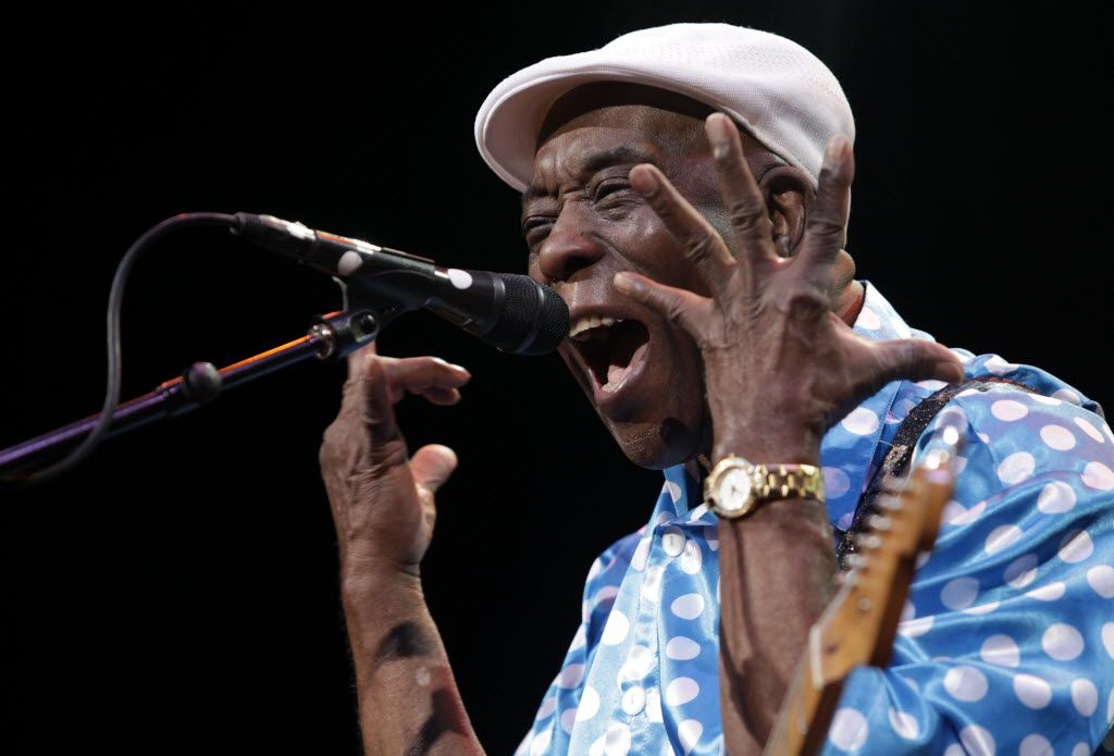 Extended play: 10 musicians still living large in their 80s