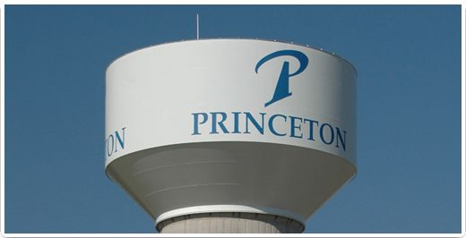 Princeton is located just east of McKinney.