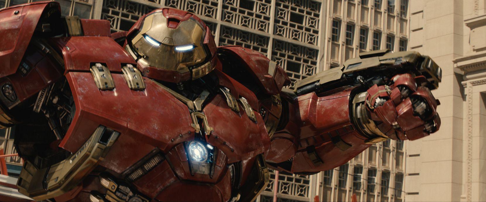 """Avengers: Age Of Ultron."""