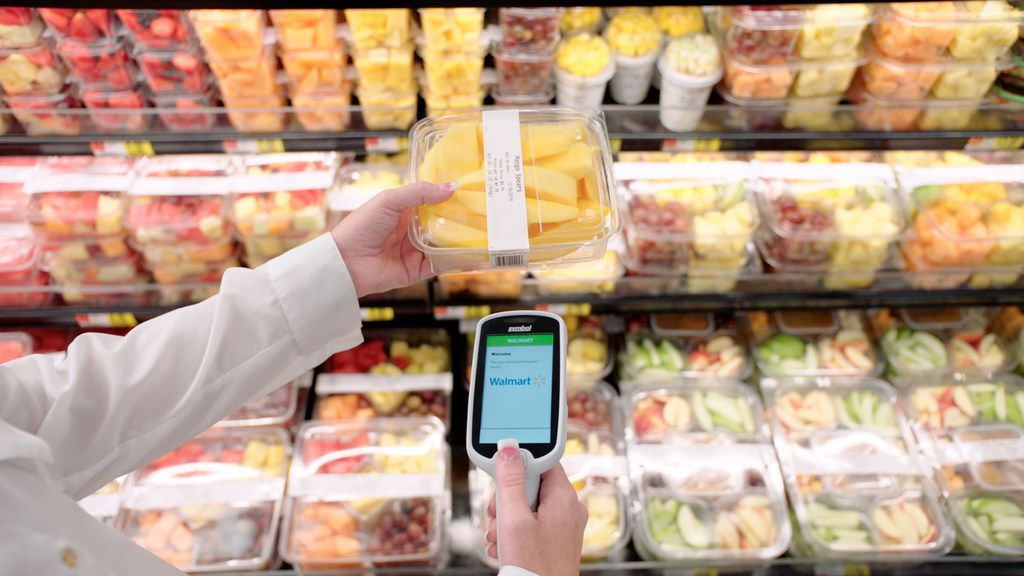 Walmart is working with IBM, other retailers and food suppliers to develop a system that uses blockchain technology in the grocery aisles. It would quickly identify the source of outbreaks such as the spring 2018 illnesses and deaths linked to romaine lettuce contaminated with E. coli. Walmart tested the system in 2017 with sliced mangoes.