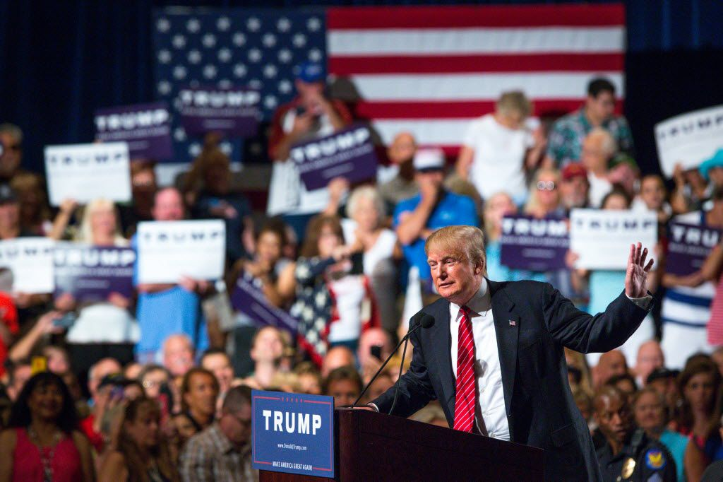 Donald Trump will unveil his latest views on immigration Wednesday night in Phoenix.