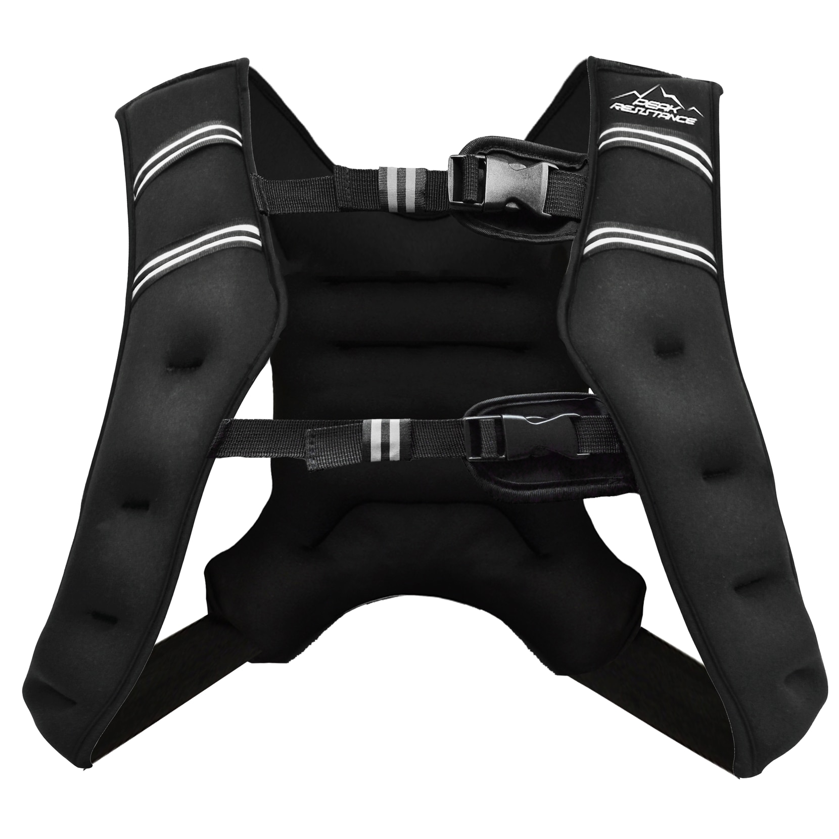This Aduro Sport Weighted Vest can help intensif a workout. It comes in three weights.