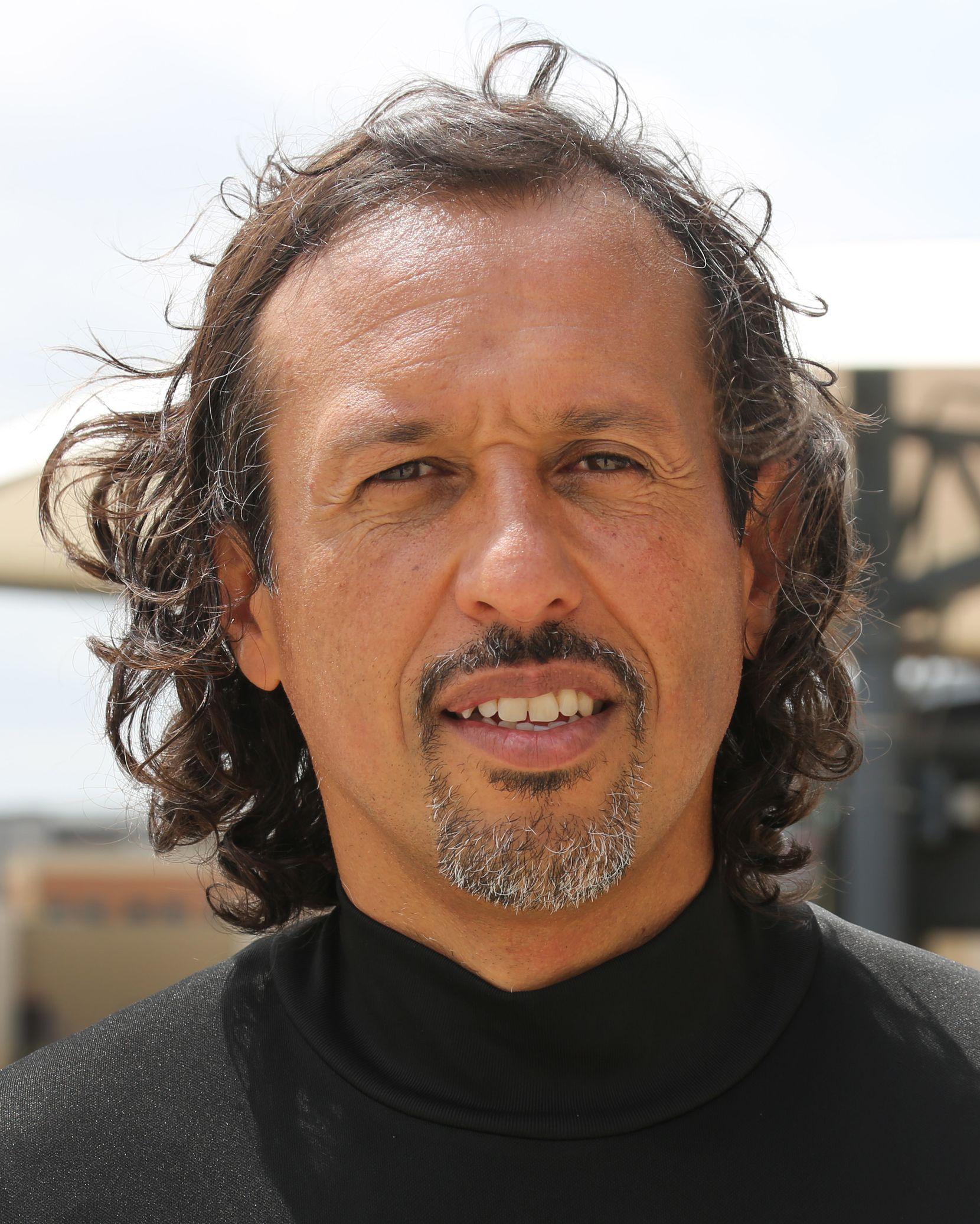 Josema Bazán. (Foto de Louis DeLuca/The Dallas Morning News)