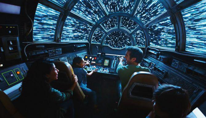 """""""Star Wars: Galaxy's Edge"""" abre en el verano en Los Ángeles, y en otoño en Orlando. (Disney Parks/TNS)"""