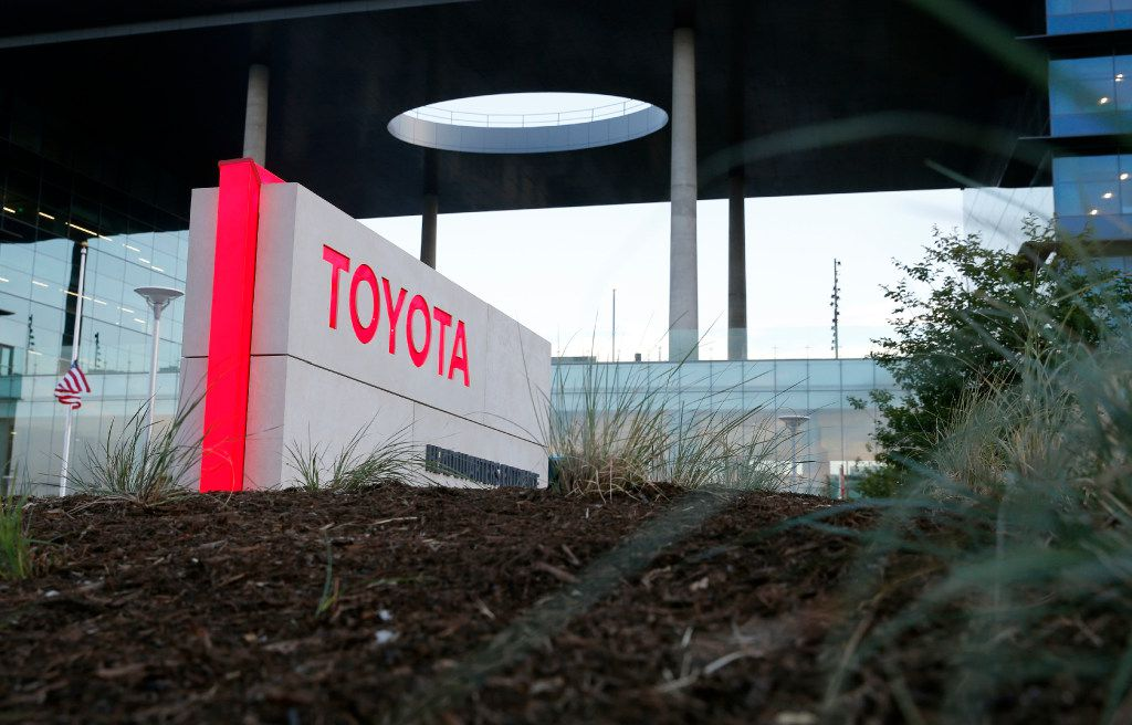 Toyota, which is spending $1 billion to move to Plano, is one of several major companies that hasn't taken a public position on the bathroom bill in Austin. (Vernon Bryant/The Dallas Morning News)