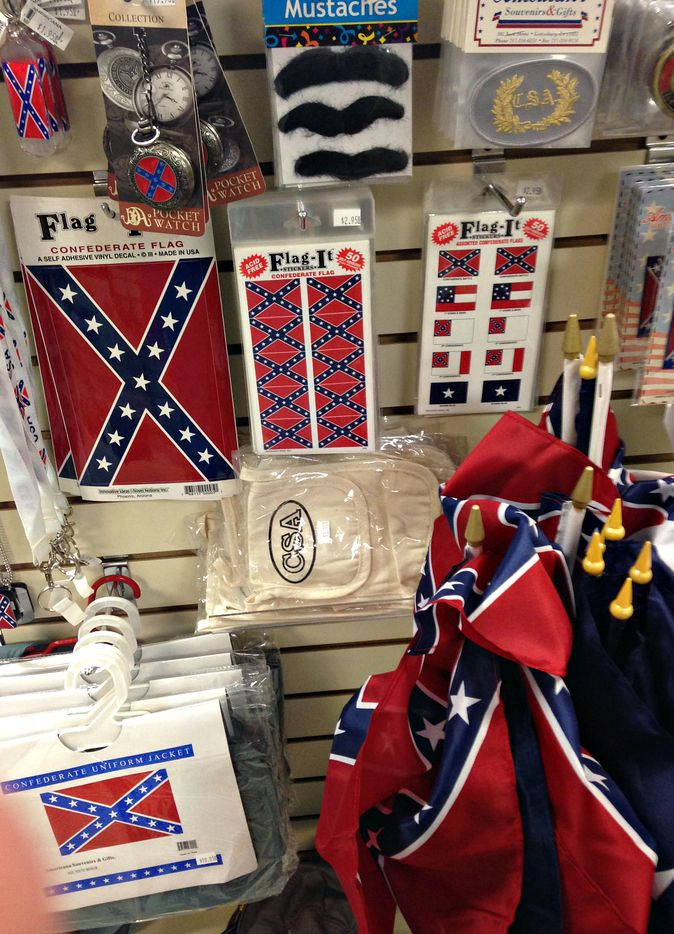 Ah, there's that Confederate pocket watch I was not looking for.