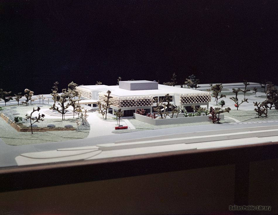 All we will have left are photos of the model of a building that will be torn down before year's end
