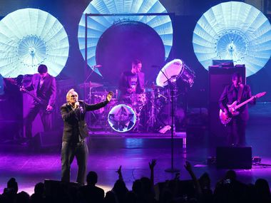 Morrissey performs at The Theatre at Grand Prairie in Grand Prairie, TX, on Sep. 18, 2019. (Jason Janik/Special Contributor)