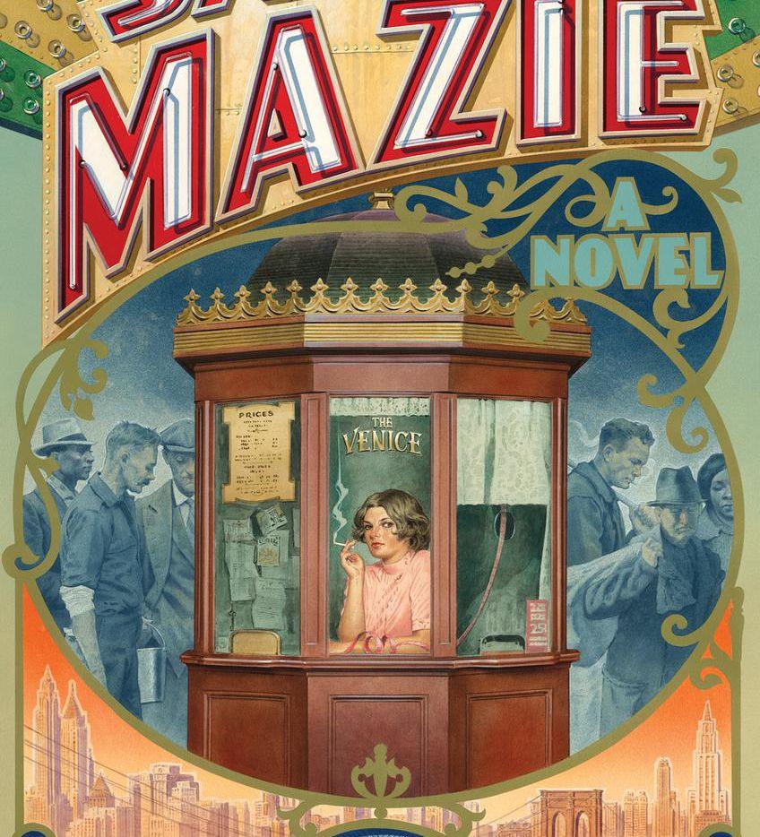 Saint Mazie, by Jami Attenberg