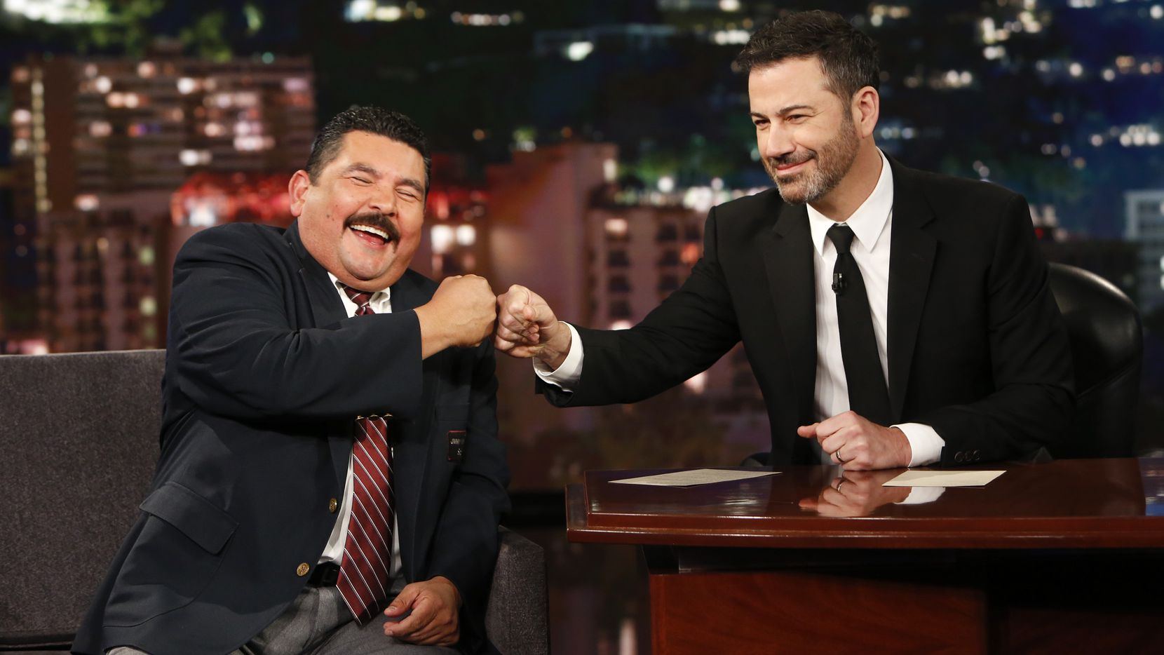 Guillermo Rodriguez is Jimmy Kimmel's sidekick on his late-night TV show on ABC. Guillermo is traveling to Dallas for a one-night-only stop at Mariano's Hacienda in Dallas on Oct. 14, 2019.