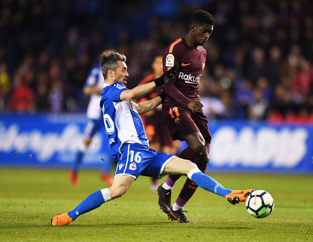 Ousmane Dembele del Barcelona está demostrando su verdadero valor en el FC Barcelona (David Ramos/Getty Images)