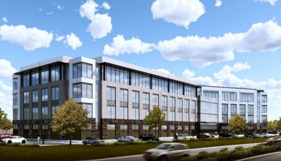 Cawley Partners plans to break ground in September on its Legacy office project on Headquarters Drive.