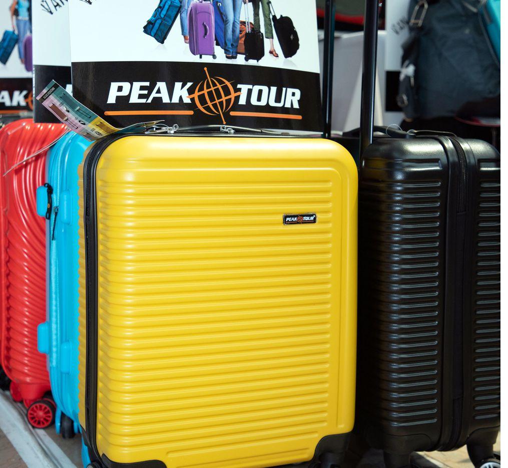 Una maleta mediana, o de 24 pulgadas, es la más recomendable para salidas de hasta una semana. (AGENCIA REFORMA)