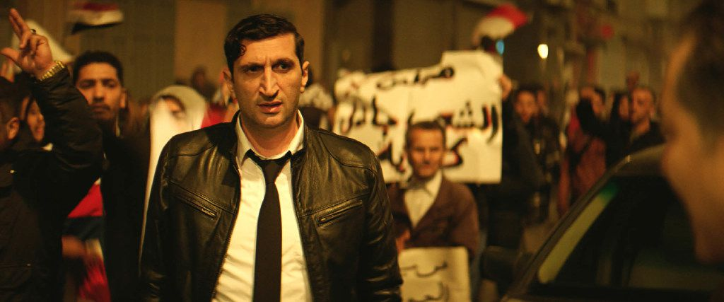 """Fares Fares appears in """"The Nile Hilton Incident"""" by Tarik Saleh, an official selection of the World Cinema Dramatic Competition at the 2017 Sundance Film Festival."""