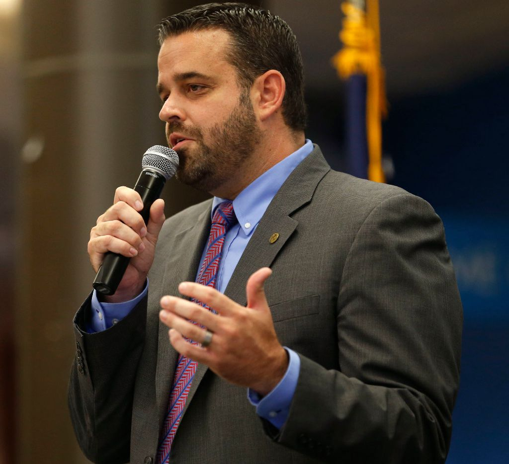 Dallas City Council member Adam McGough said he opposes the proposed sites  for supportive housing for the homeless and wants the new housing options to be in mixed-income areas.