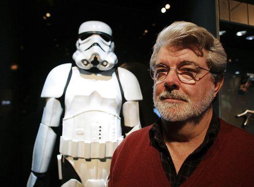 George Lucas abrirá en 2021 un museo sobre Star Wars y otras cintas famosas en Los Ángeles. Foto de archivo de AP