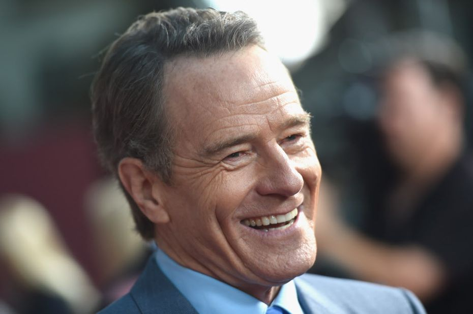 Bryan Cranston attended the All The Way Los Angeles premiere at Paramount Studios on May 10.  (Kevin Winter/Getty Images)