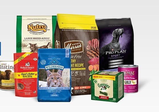 Chewey.com is a fast growing online pet supply sales firm.