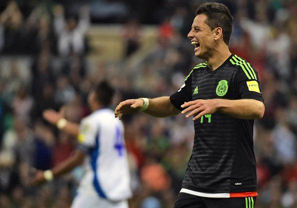 Javier Hernández y México enfrentan a Canadá
