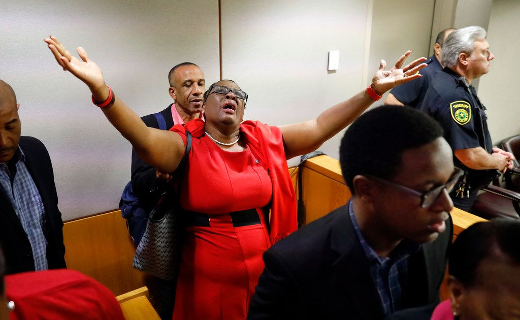 Amber Guyger convicted of murder for killing Botham Jean; watch the sentencing phase - The Dallas Morning News