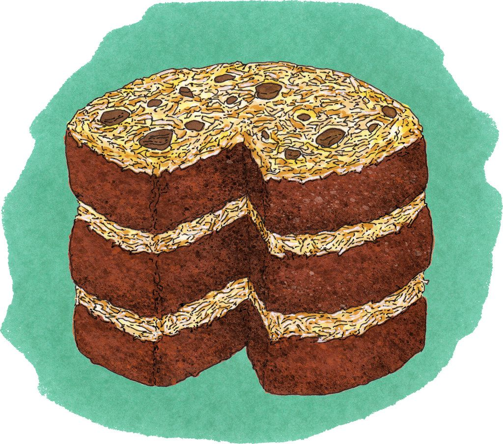 German Chocolate Cake has its roots in Texas.