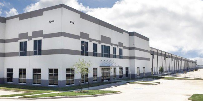 Legendz Way Distribution Solutions leased a 159,000 -square-foot space in a warehouse building in DeSoto.