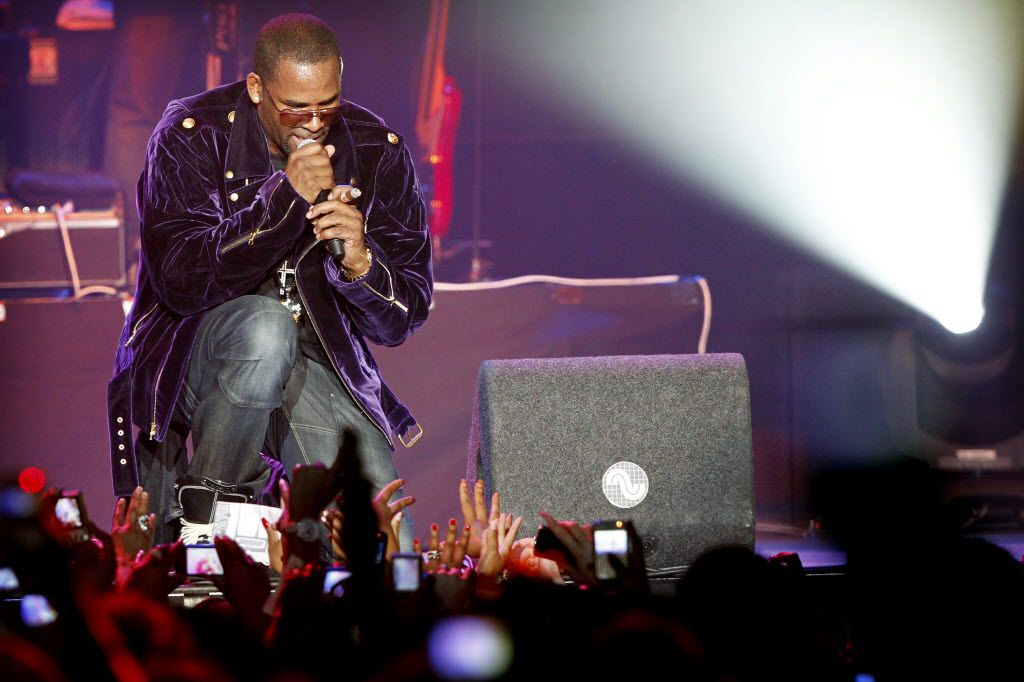 Singer-songwriter-producer R. Kelly, who's given name is Robert Sylvester Kelly, was acquitted on charges of child pornography, and has faced allegations of sex with underage girls and secretly marrying the late singer Aaliyah when he was 27 and she was 15.