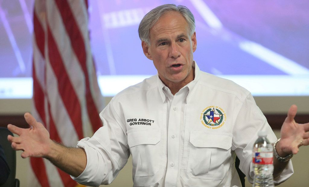 Texas Gov. Greg Abbott asked state lawmakers to pass a new law that, among other things, would require judges to set bail based partly on whether the accused person is a threat to law enforcement.