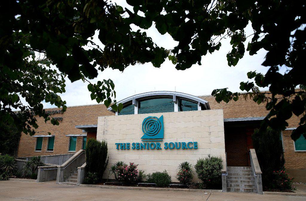 The Senior Source 3910 Harry Hines Blvd, Dallas, TX 75219 (Jae S. Lee/The Dallas Morning News)