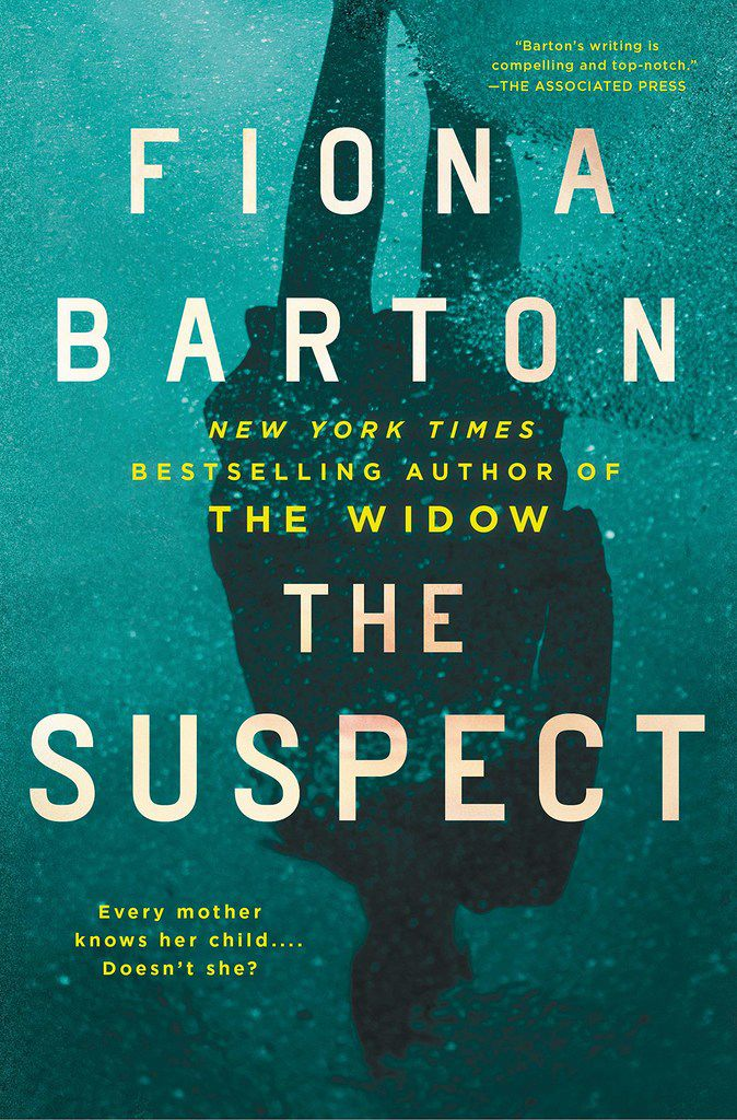 Fiona Barton's third novel, The Suspect, is in stores now.