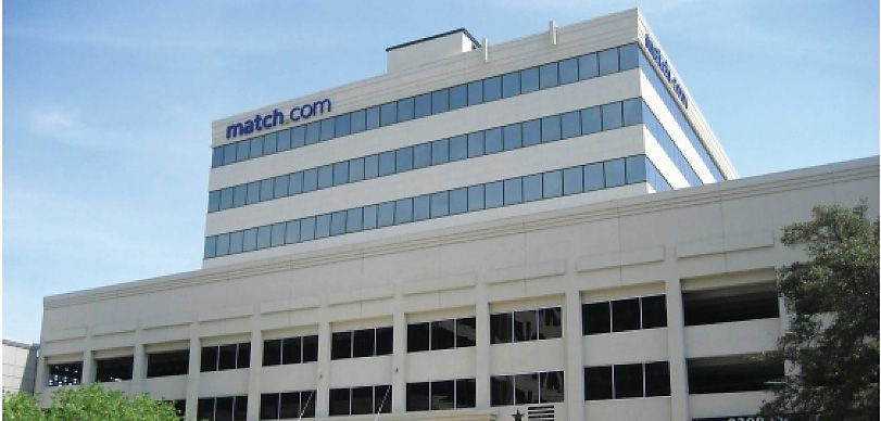 Match.com's Dallas headquarters where the company employs more than 300 workers. Match Group parent company IAC announced a proposal to spin the company off into its own, independent entity Friday.