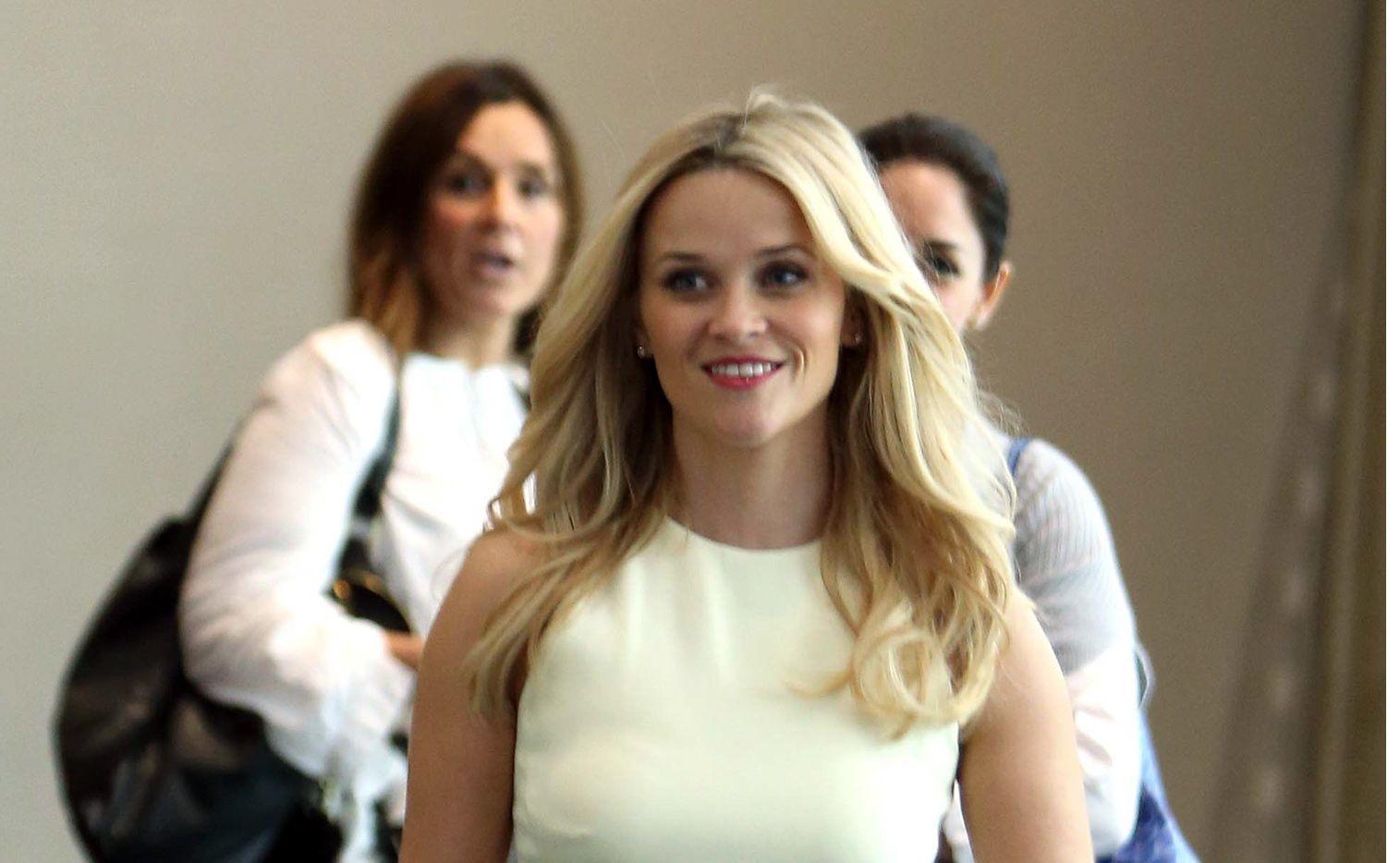"""Reese Witherspoon se encuentra en negociaciones para protagonizar """"Legalmente Rubia 3""""./ AGENCIA REFORMA"""