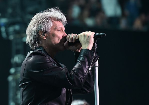 """Bon Jovi trae a Dallas su tour """"This House Is Not for Sale"""". Foto Getty Images"""