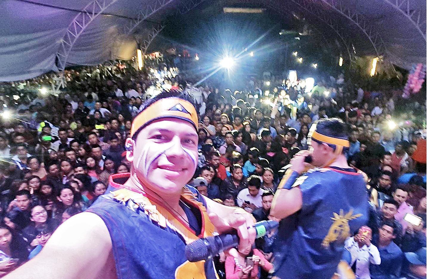 Francisco Ernesto Ruiz Martínez, vocalista de Cuisillos, fue asesinado el jueves en su casa de Guadalajara.(AGENCIA REFORMA)