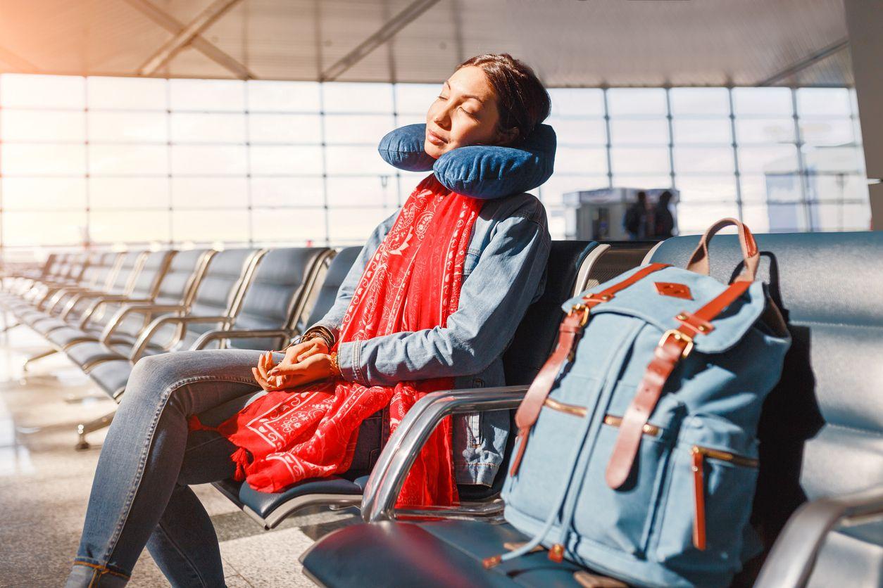 Apps de meditación ayudan a relajarte durante un largo y agotante viaje. (AGENCIA REFORMA)