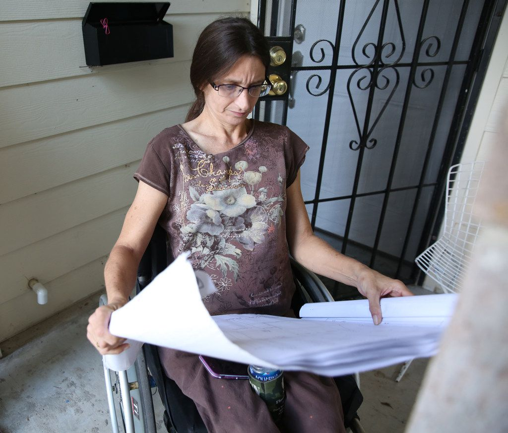 Angie Fox is still waiting for the city to fix her home.