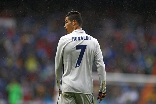 Cristiano Ronaldo enfrenta juicio por desfalco fiscal. Foto AP