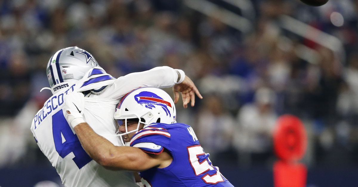 5 thoughts from Cowboys' loss to Bills: Is this the end for Jason Garrett?