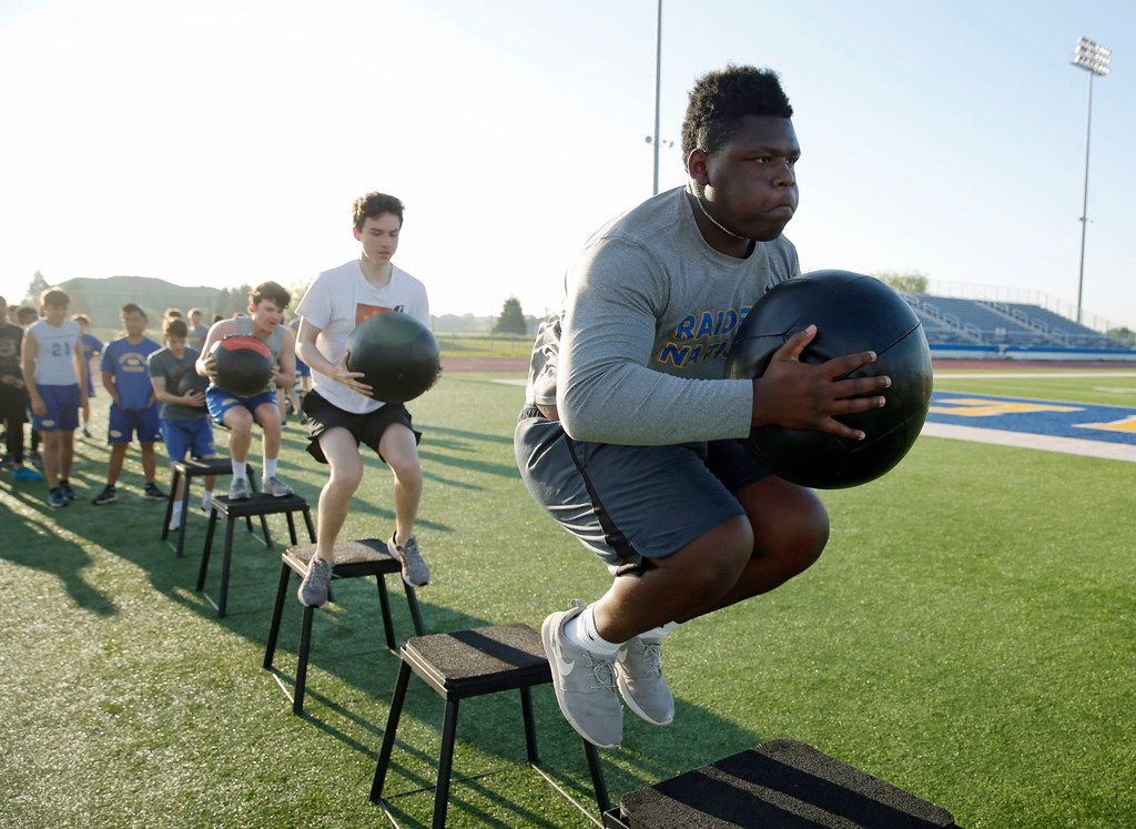 How powerlifting, like track and field, can help turn Texas