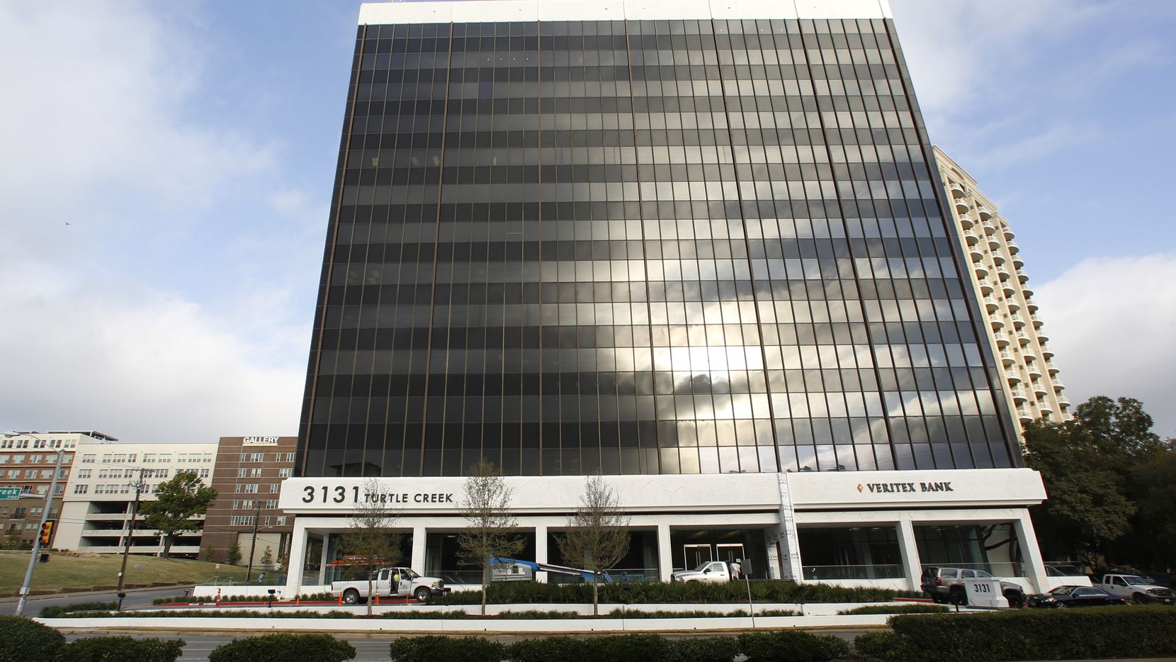The 3131 Tuttle Creek tower just had an almost $10 million makeover.