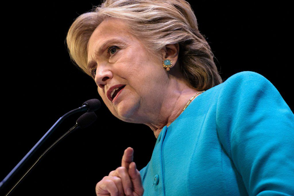 Hillary Clinton is the first Democratic presidential nominee The Dallas Morning News has endorsed since 1936.